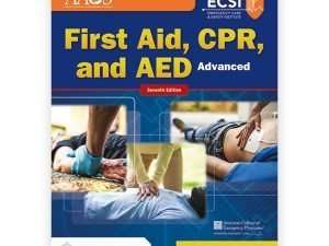 Navigate 2 Advantage Access for Advanced First Aid, CPR, and AED Seventh Edition