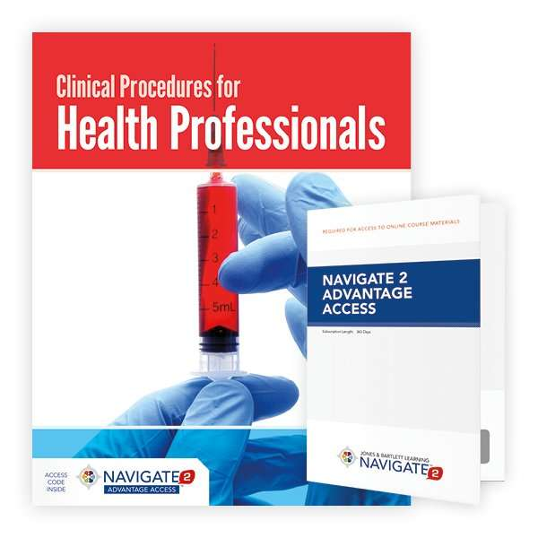 Clinical Procedures for Health Professionals First Edition