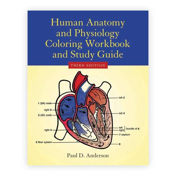 Human-Anatomy-and-Physiology-Coloring-Workbook