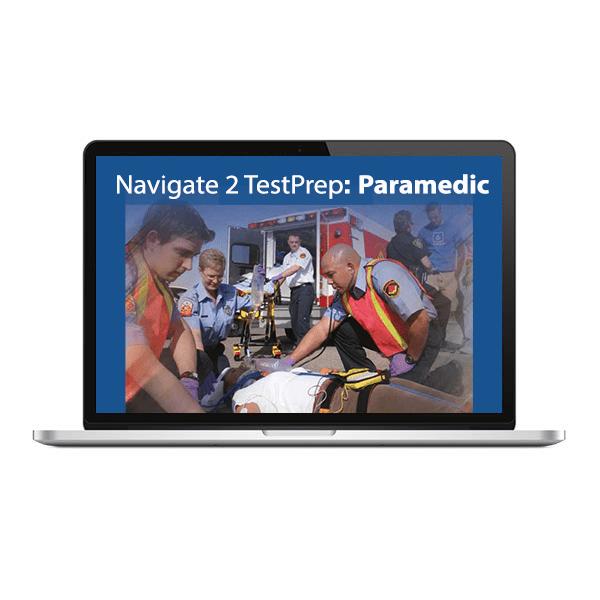 Navigate 2 TestPrep: Paramedic