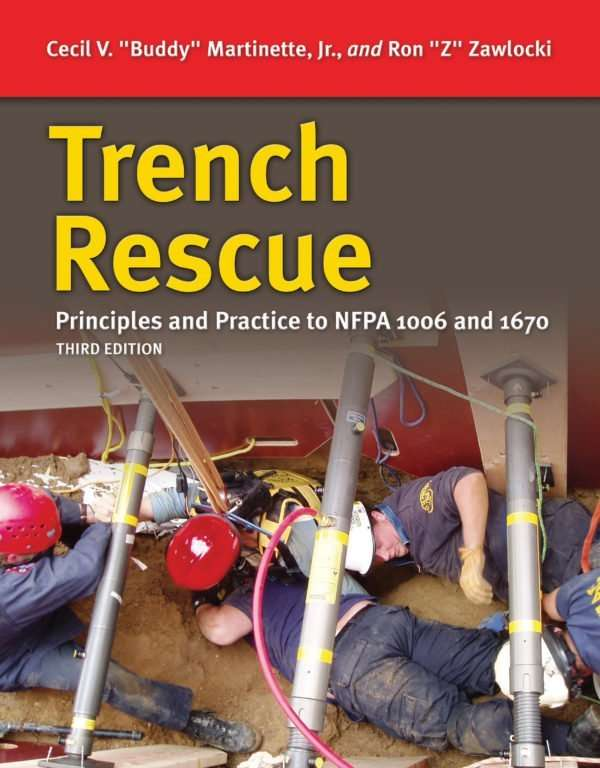Trench Rescue Third Edition