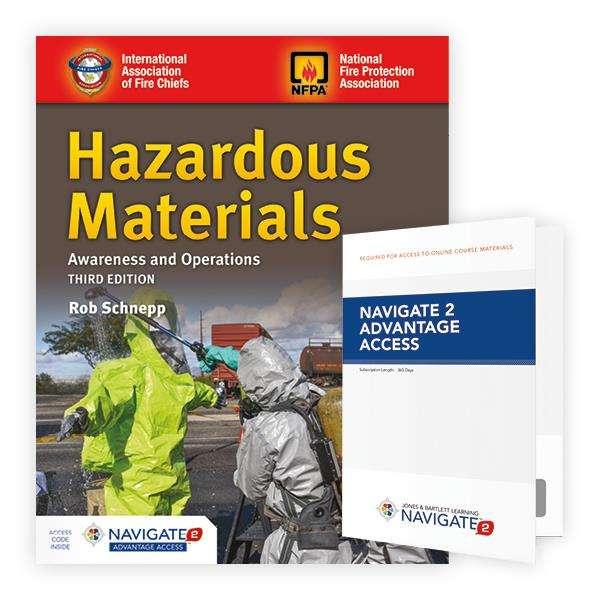 Hazardous Materials Awareness and Operations Third Edition