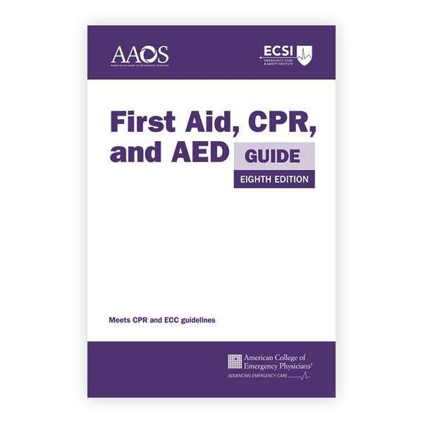 First Aid, CPR and AED Guide