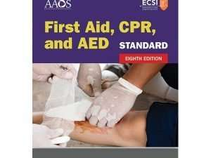 Standard First Aid, CPR and AED eBook, Eighth Edition