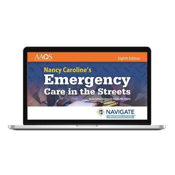 Nancy Caroline's Emergency Care in the Streets   Emergency Training