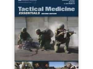 Tactical Medicine Essentials Book | Emergency Medical Response Training